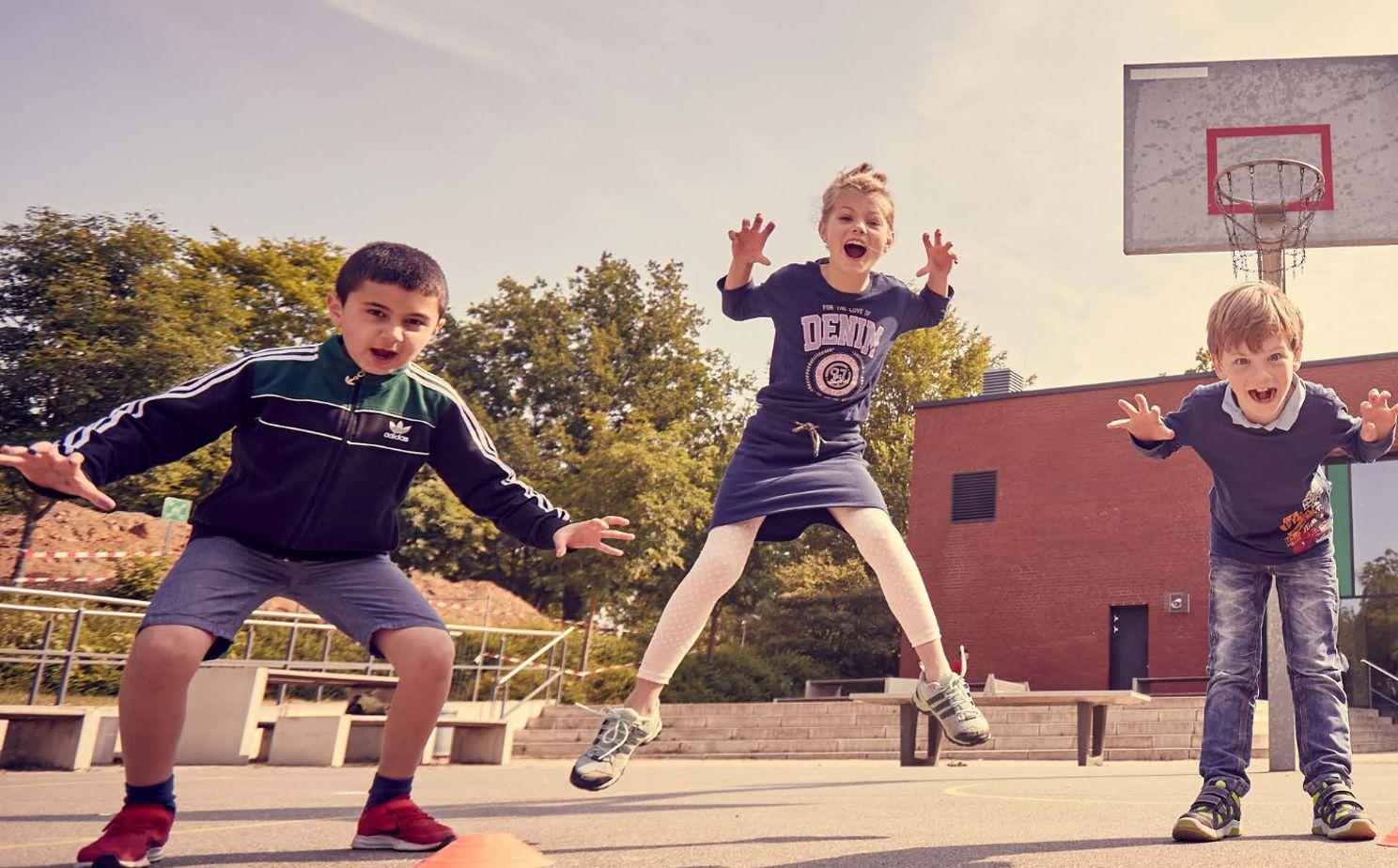 Spiele und Übungen zum Thema Nähe und Distanz